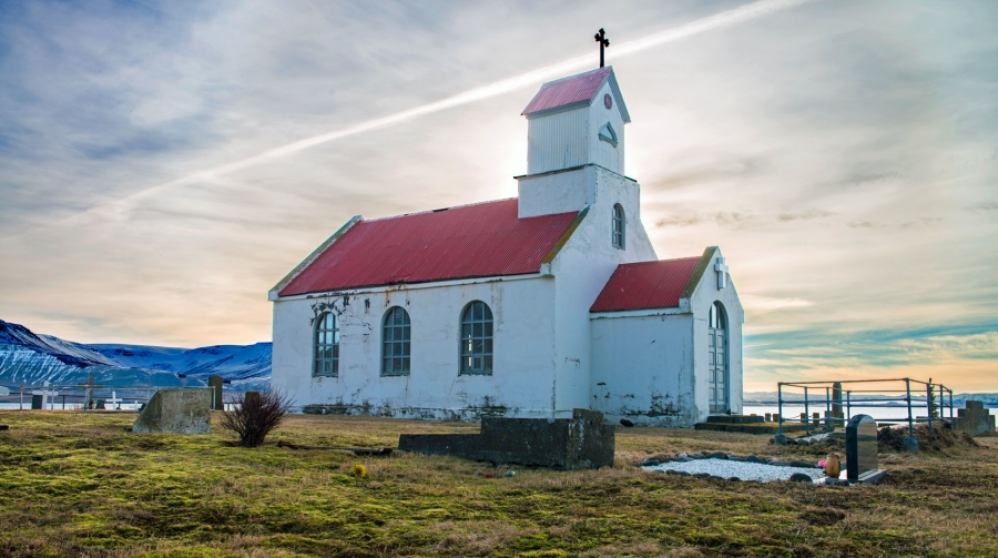 Snaefellsnes Peninsula Family Church