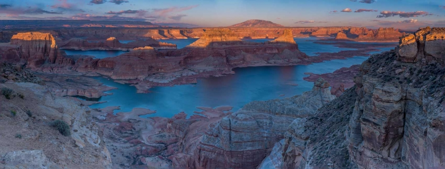 Alstrom Point and Lake Powell +